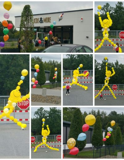 BallonFigur 3 Meter hoch 95€