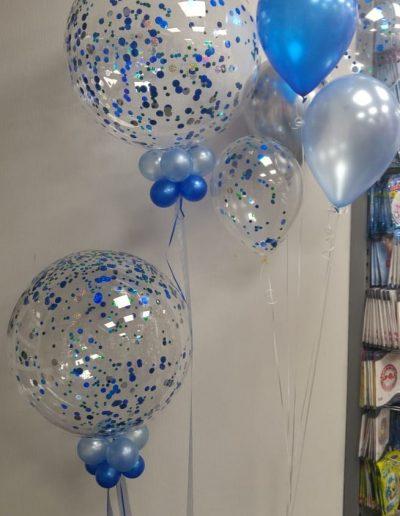 Bobo Confetti ca 60cm , 35€ je Ballon.
