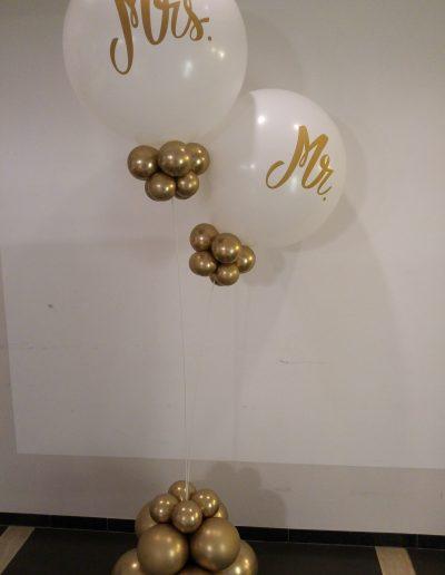 BallonSäule 60€, plus 10€ Pfand für die BallonSäule