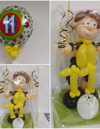 Fussball Figur, ca 50cm, 25€